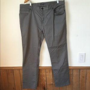 John Varvatos grey jeans